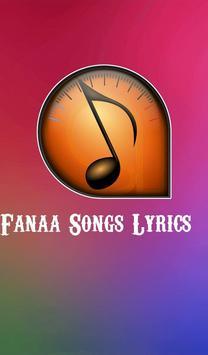 Fanaa Songs Lyrics screenshot 7