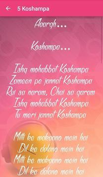 Kaanchi Songs Lyrics apk screenshot