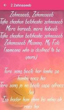 Hasee Toh Phasee Songs Lyrics apk screenshot