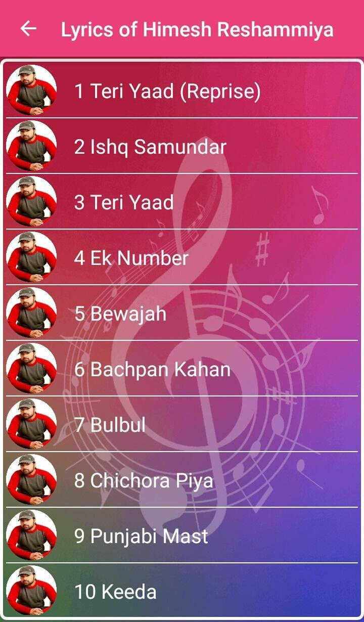 Best of Himesh Reshammiya for Android - APK Download