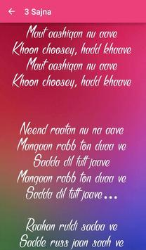 Sajjan Singh Rangroot Songs Lyrics screenshot 4