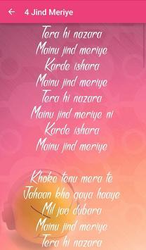 Purani Jeans Songs Lyrics screenshot 4