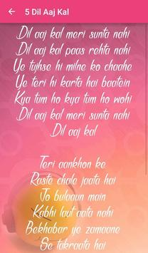 Purani Jeans Songs Lyrics screenshot 5
