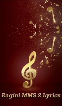 Ragini MMS 2 Songs Lyrics poster