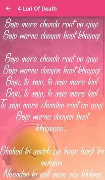 Ragini MMS 2 Songs Lyrics apk screenshot