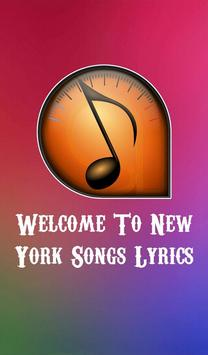Welcome To New York Songs Lyrics - 2018 poster