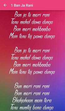 Tumhari Sulu Songs Lyrics screenshot 9