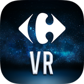 Carrefour VR icon