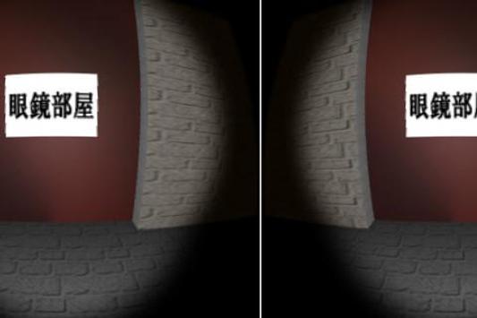 VRメガネ探し poster