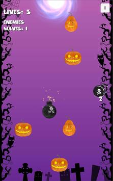 Halloween in the Pumpkinsville apk screenshot