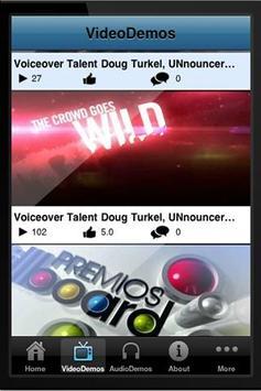 Voiceover Talent screenshot 1
