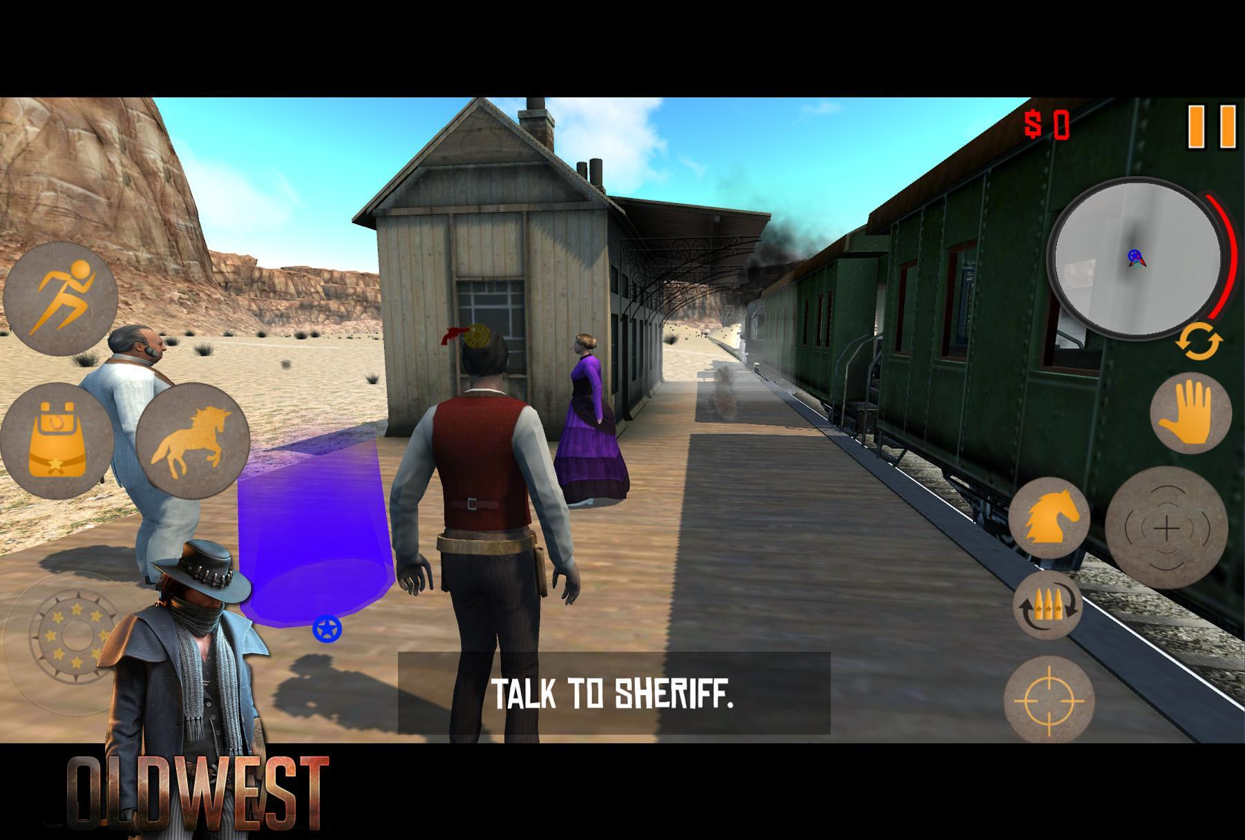 Old West for Android - APK Download