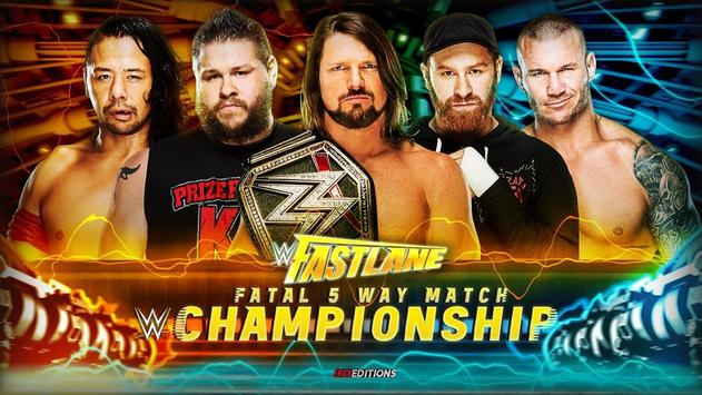 WWE Fastlane – WWE Fastlane Videos –  WWE Fighting screenshot 4