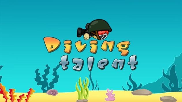 Diving Talent-Survival Game poster