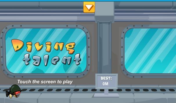 Diving Talent-Survival Game apk screenshot