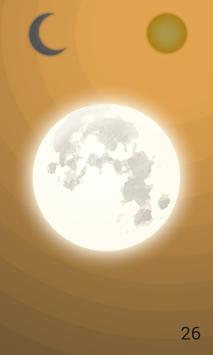 Logic Sun Moon: Puzzle Game v. Light Yellow (Free) apk screenshot