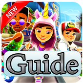 guide for subway run 2018 icon