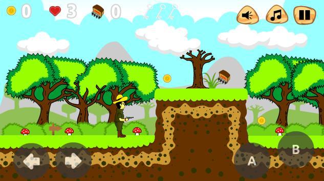 Jony Adventure In The Lost Jungle apk screenshot