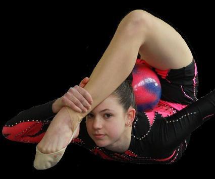 Gymnastic Acrobatic Cool poster