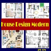 House Design Modern icon