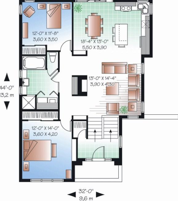 House Design Modern poster