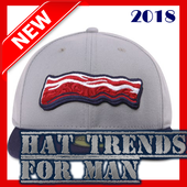 Hat For Man Trends icon