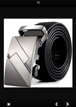 Waist Belt Design screenshot 3