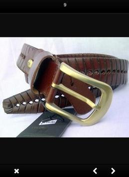 Waist Belt Design screenshot 1
