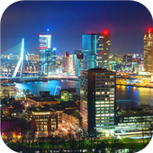 Rotterdam. Europe wallpapers icon