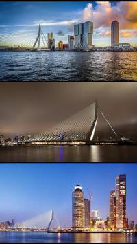 Rotterdam. Europe wallpapers apk screenshot