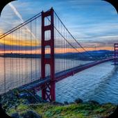 Golden Gate. Bridges Wallpaper icon