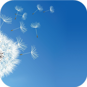 Clear Sky. Live HD Wallpapers icon