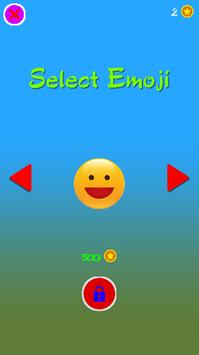 Emoji Cloud: Sliding Adventure screenshot 1
