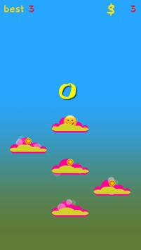Emoji Cloud: Sliding Adventure screenshot 2