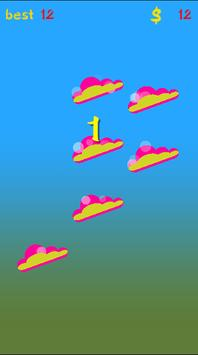 Emoji Cloud: Sliding Adventure screenshot 4