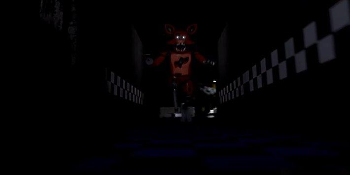 Top Five Five Nights At Freddy's Sister Location Mod Apk