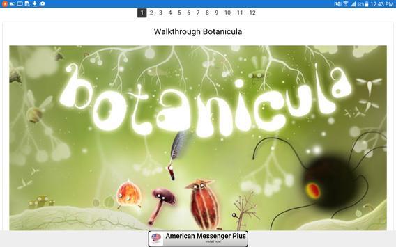 Walkthrough Botanicula apk screenshot