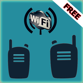 Wifi Walkie Talkie 2016 icon