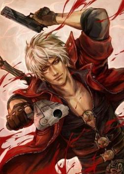 Fan Art Dante Wallpaper DMC screenshot 1