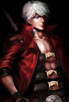 Fan Art Dante Wallpaper DMC screenshot 2