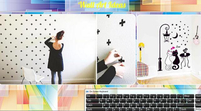 Wall Art Ideas poster