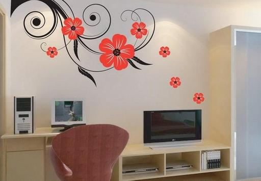 Wall Decoration Design Ideas apk screenshot