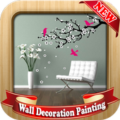 Wall Decoration Painting icon