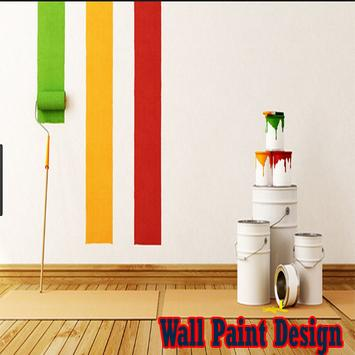 Wall Paint Design poster