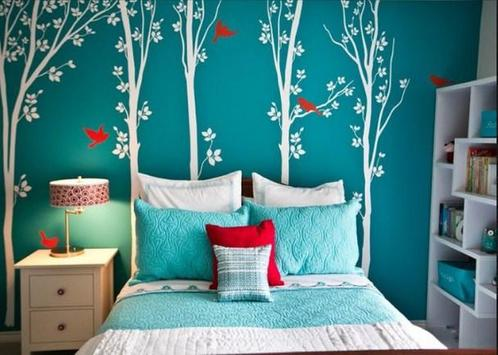 Wall Paint Design apk screenshot