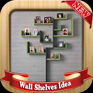 Wall Shelves Idea poster