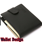 Wallet Design icon