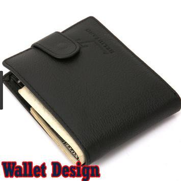 Wallet Design poster