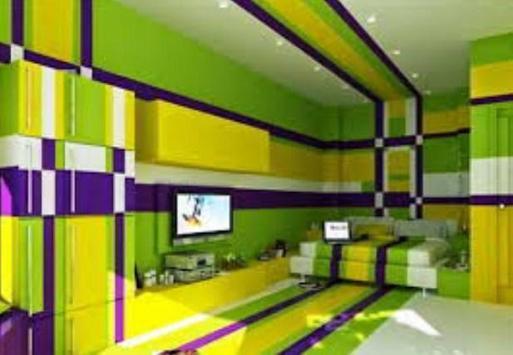 Wall paint design screenshot 4