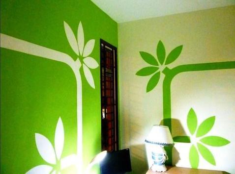Wall paint design screenshot 7